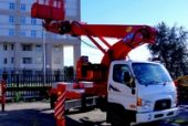 Аренда автовышки 20 метров в Екатеринбурге